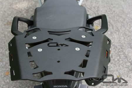 Honda CRF1000L Africa Twin Standard – Piastra Portaborsa Posteriore