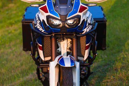 Honda CRF1000L Africa Twin Standard e Adventure Sports – Barre Paracarena Superiori