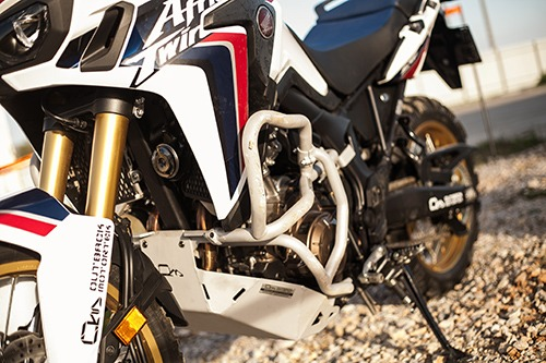 Honda CRF1000L Africa Twin Standard e Adventure Sports – Combo Avventura Definitiva