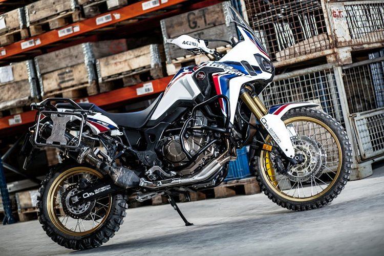 Honda CRF1000L Africa Twin Standard e Adventure Sports – Telai Portaborse X-Frame