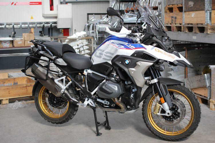 BMW R1200GS LC – Telai Portaborse Standard