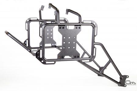 Telai Portaborse X-Frame per KTM 690 Enduro R e Husqvarna 701 Enduro