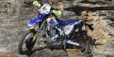 Yamaha WR250R – Telai Portaborse X-Frames