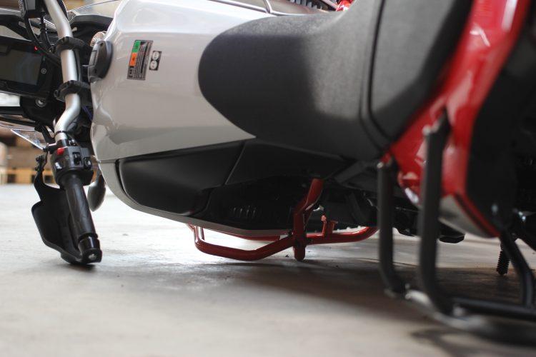 Yamaha Tenere 700 – Barre Paracarena