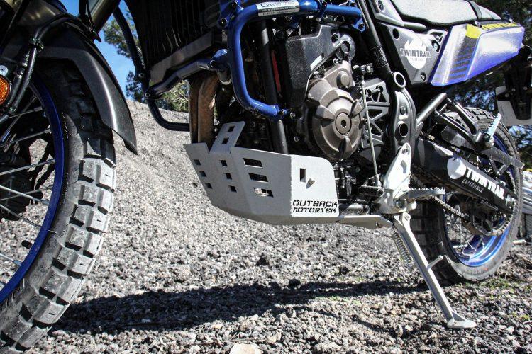 Yamaha Tenere 700 – Paracoppa / Paramotore
