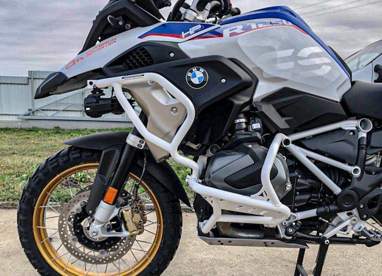 BMW R1250GS e BMW R1250GS ADV – Barre Paramotore