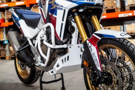 Honda CRF1100L Africa Twin – Combo Protezione Massima Outback Motortek