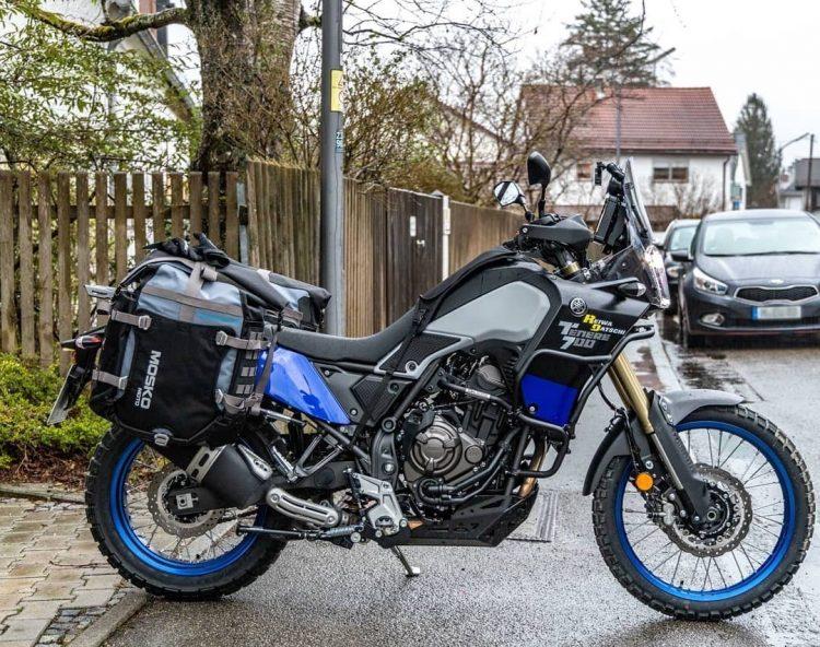 Yamaha Tenere 700 – Combo Protezione Massima